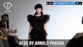 South Africa Fashion Week Fall/Winter 2018 - Aego By Arnold Phasha | FashionTV