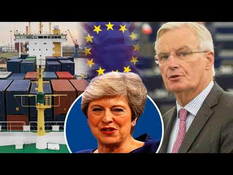 Belgian ports batten down the hatches for brexit trade shock