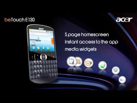 Acer BeTouch E130 - allsmartphone.it