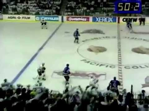 Top 10 Vancouver Canucks moments