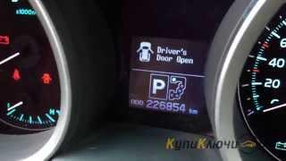 Toyota Land Cruiser 200 Намотчик спидометра пробега