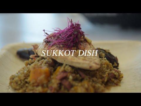 Mideast Eats: Sukkot Dish