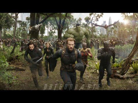 Avengers: Infinity War - Not Gonna Die - Skillet (Music Video)