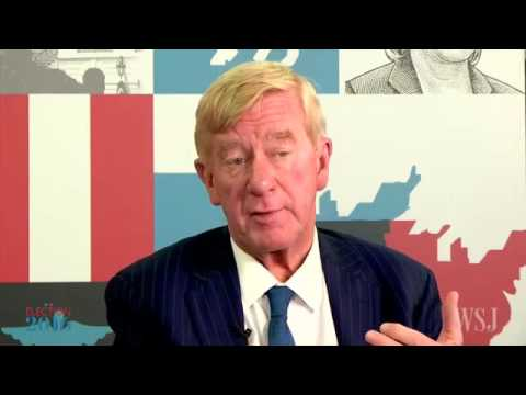 Bill weld with the wall street journal 28/7