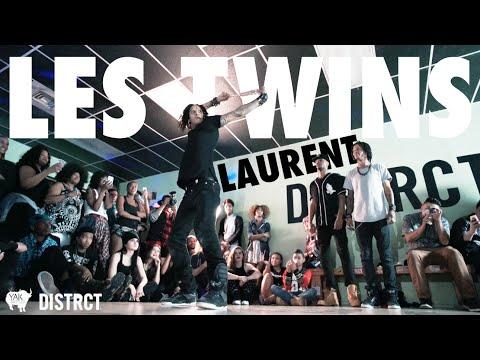 "Laurent ""Lil Beast"" Bourgeois at Distrct LV   YAK FILMS x LES TWINS"
