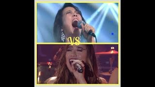 so hyang vs morisette amon   battle of mariah careys song