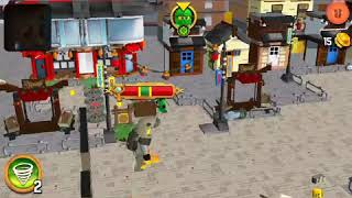 Lego ninja game W facecam