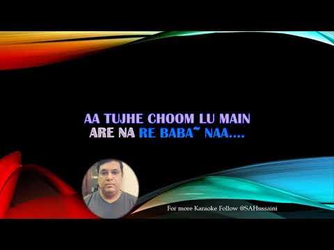 Zara Sa Jhoom Lun Main Karaoke with Female Voice
