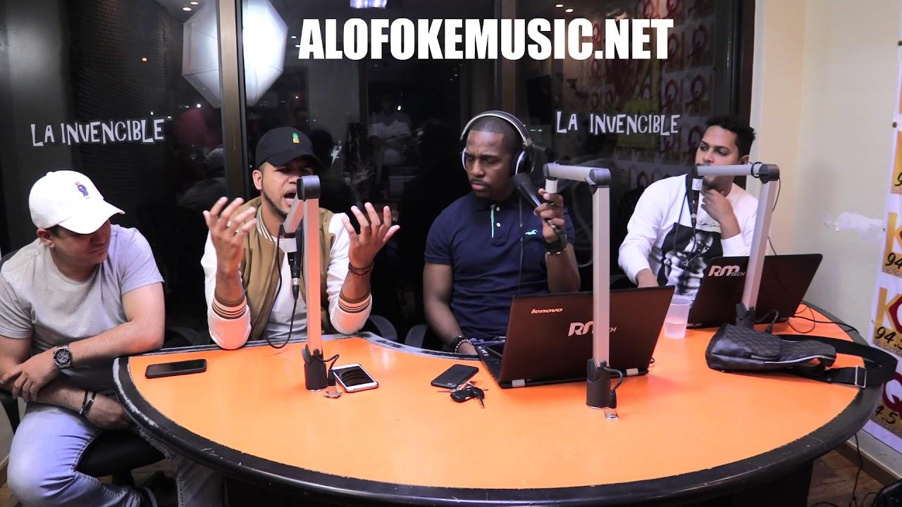 "Equipo completo de ""Alofoke Radio"" se pronuncia sobre atentado a cabin"