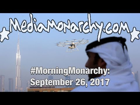 Tracking Phones & Losing Domains on #MorningMonarchy: #September26, 2107