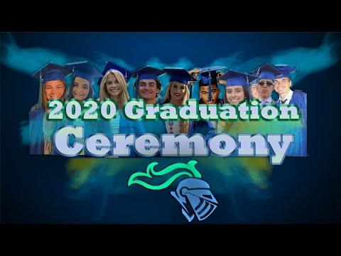 Lake Norman Charter Virtual 2020 Graduation Ceremony