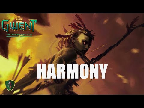 [GWENT] Dana Harmony Deck Gameplay | Crimson Curse