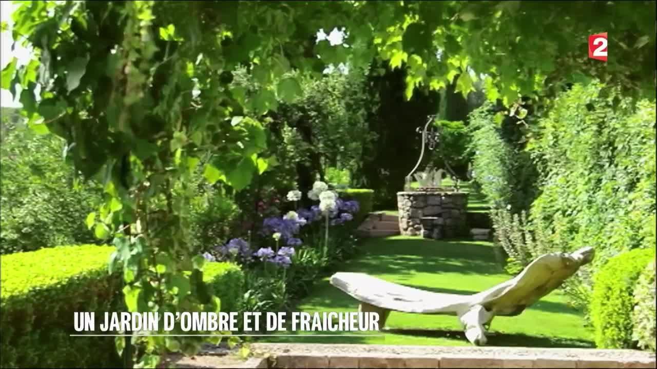 Jardin - Un jardin d\'ombre et de fraîcheur - 2016/08/06 - YouTube