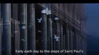 RAY CONNIFF and THE SINGERS - FEED THE BIRDS (With Lyrics)