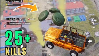 BEST Way to Take Flare Drops | PUBG Mobile