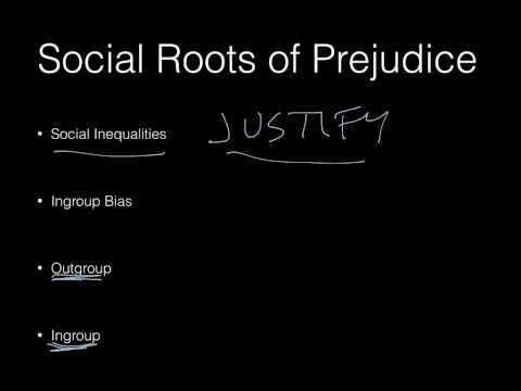AP Psychology - Social Psych - Part 4 - Social Relations