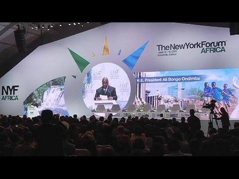 New York Forum Africa opens in Gabon
