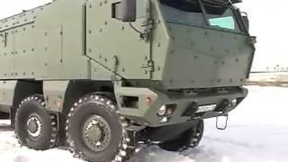 КАМАЗ «Тайфун-К». Триумф Российской военной техники.