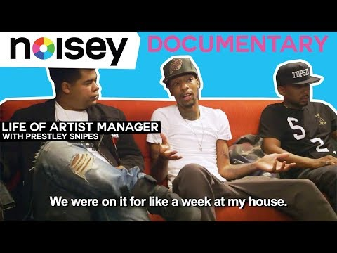 Noisey Documentary with Sonny Digital [Life of Artist Manager]