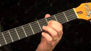 Minor To Major Soloing in the Blues