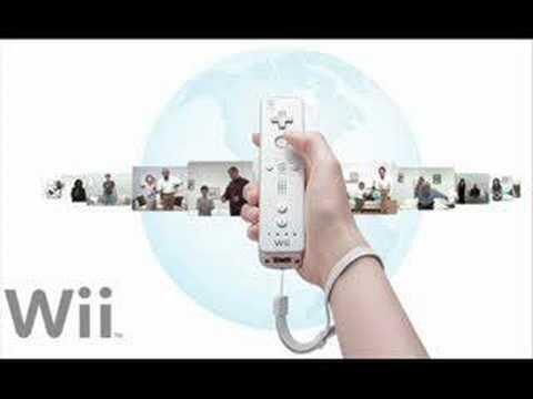Wii Menu MP3 - Photo Channel Fun (Doodle)