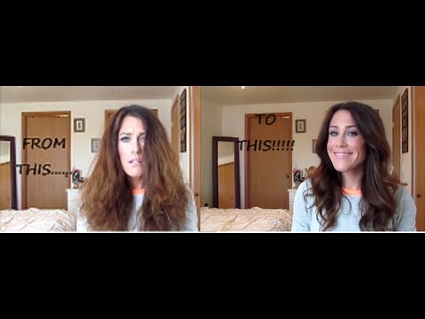 my hair is curly how can i style it how i curl my curly frizzy hair 8169 | hqdefault
