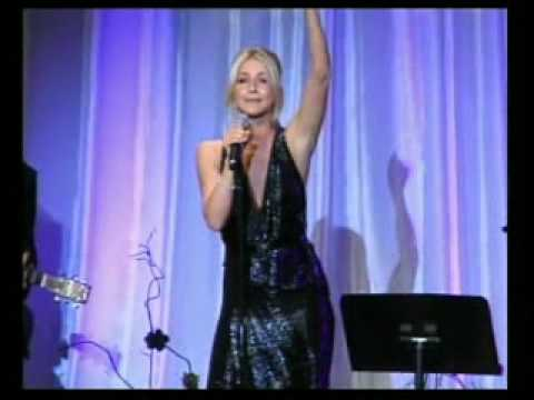 Julianne Hough Performs at Taste for a Cure 2011: