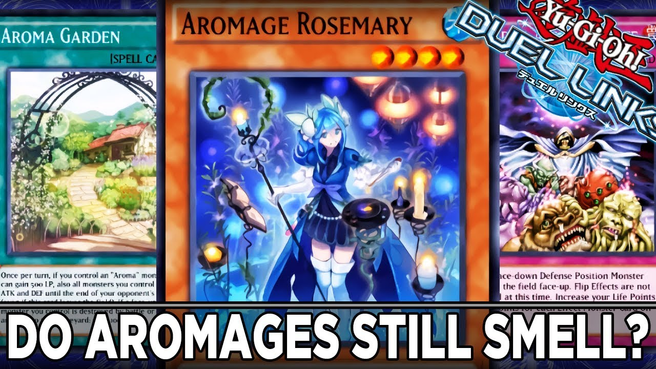 Image result for aromage yu gi oh