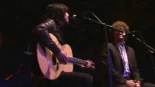 """Will Ferrell and Dave Grohl duet- """"Leather and Lace"""" live"""