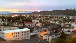 UFODI News: Super Bright UFO Descends Upon Akureyri Iceland 29th Sep 2013 thumbnail