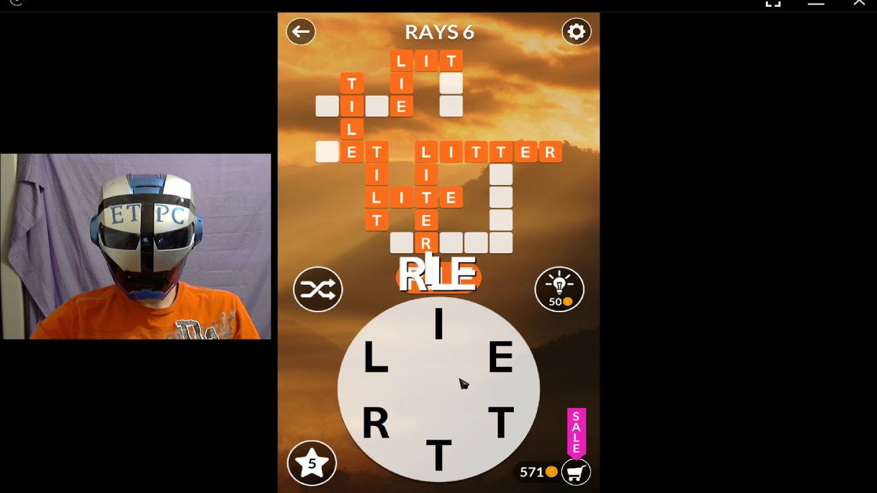 Wordscapes Wind 13 Answers By Etpc Epic Time Pass Channel