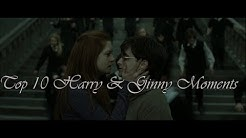 Top 10 Harry & Ginny Moments