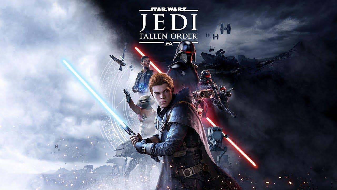 Star Wars Jedi  Fallen Order ➤ Прохождение 1