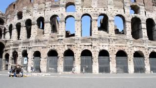 アキーラさん訪問①イタリア・ローマ・コロッセオ,Colosseo,Rome,Italy