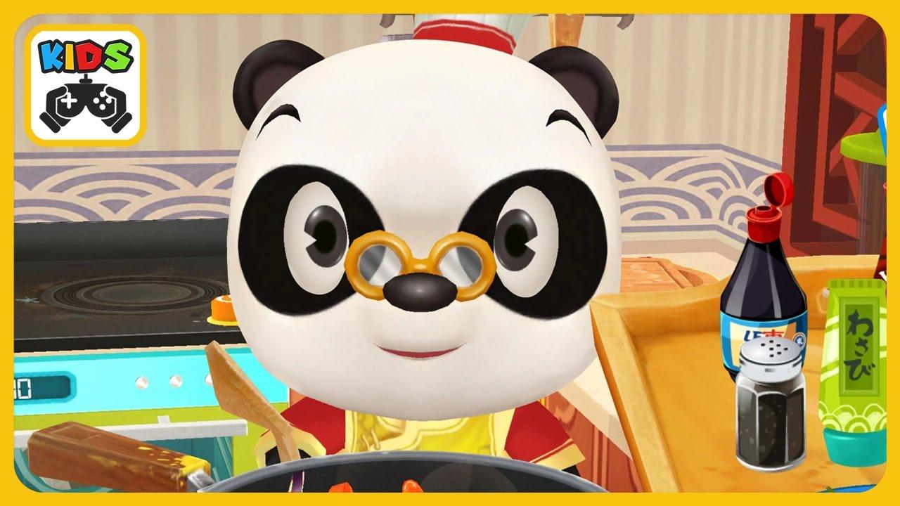 скачать ресторан 2 dr. panda на андроид
