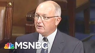 President Donald Trump's Peter Hoekstra 'Lies About His Lies' | All In | MSNBC