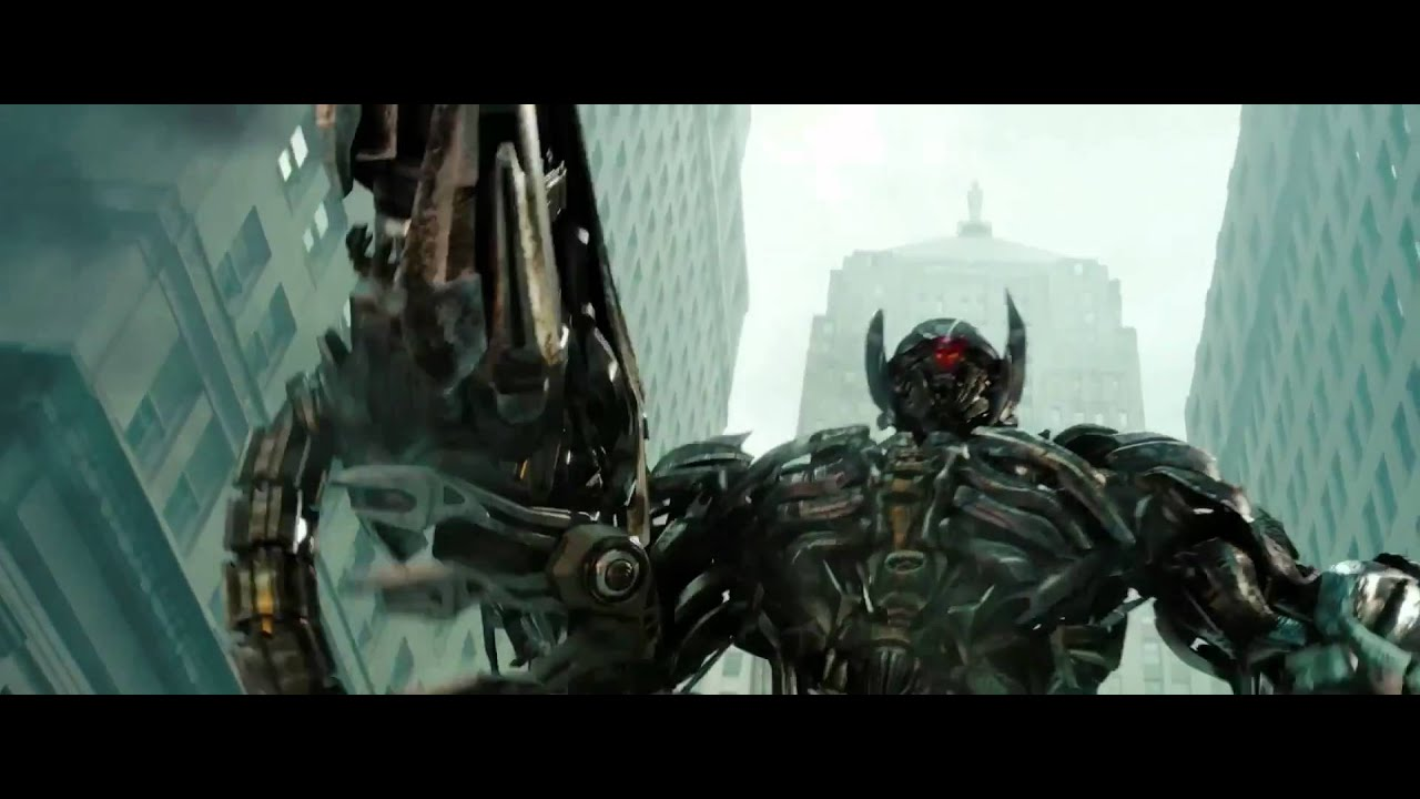 transformers 3 new trailer hd shockwave - youtube