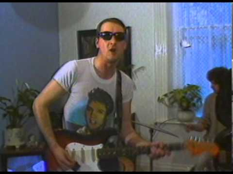 Mark Riley & The Creepers  Judas Sheep Cut To The Beat, 1985