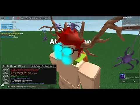 FE r15 titan script - YouTube