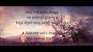 THOMPSON - Samo je ljubav tajna dvaju svjetova - Lyrics