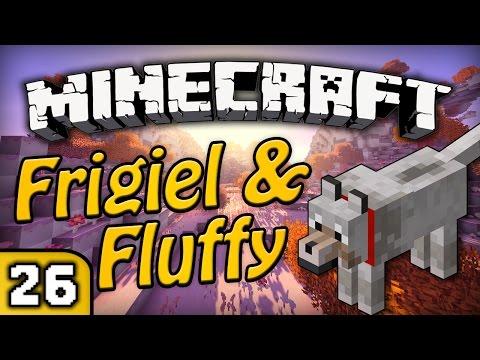 Frigiel & Fluffy : Le roi gelée | Minecraft -  S3 Ep.26