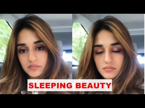 Disha Patani's video dozing off in middle of the day is something you can relate to! Mp3