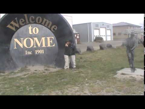 Nome Alaska, July 2012