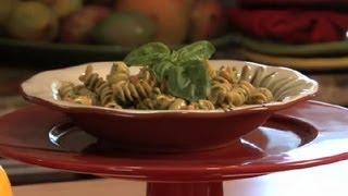 Cold Pesto & Pasta Salad : Pasta Salads