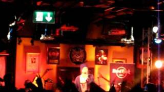 Thomas Godoj - Too Young To Grow Old - Köln 4.4. HardRockCafe - Unplugged Konzert