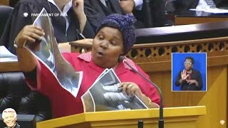 FUNNY. EFF vs Minister Of Water And Sanitation