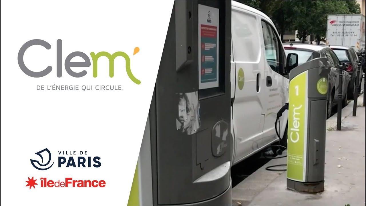 Paris : autopartage au tour des utilitaires !