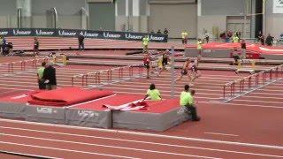 M65-69  60 Meter Hurdles 2016 USATF Masters Indoor Championships