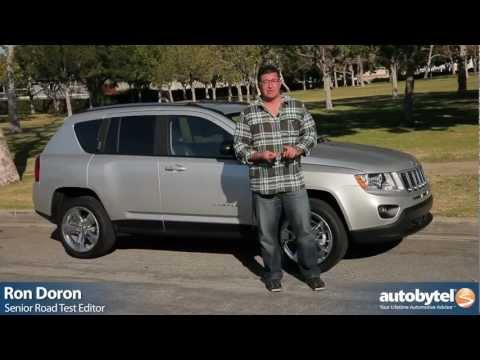 2012 Jeep Compass Test Drive & SUV Review