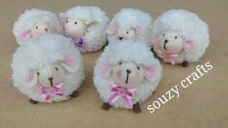 خروف العيد / أسهل طريقة لعمل خروف العيد/خروف العيد Lambبطريقة سهلة وبسيطة